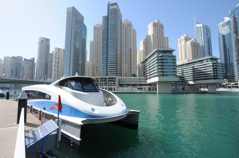 Water Transport in Dubai