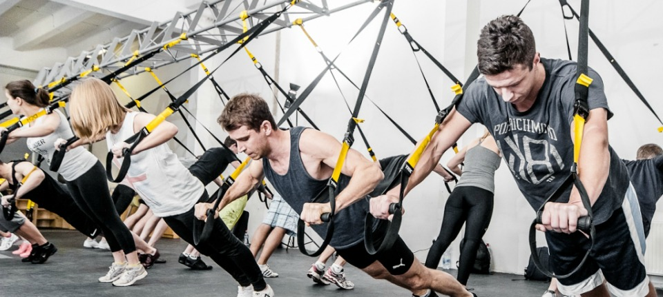 toughest suspension training exercises