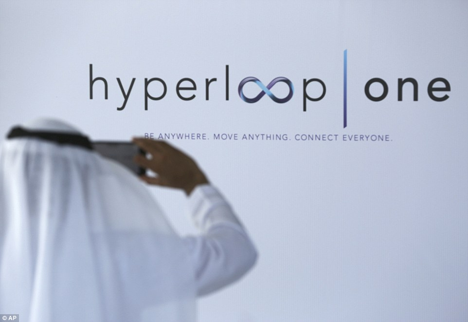 Development of Hyperloop for UAE