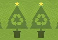 Think about the green and eco-friendly Christmas this year!